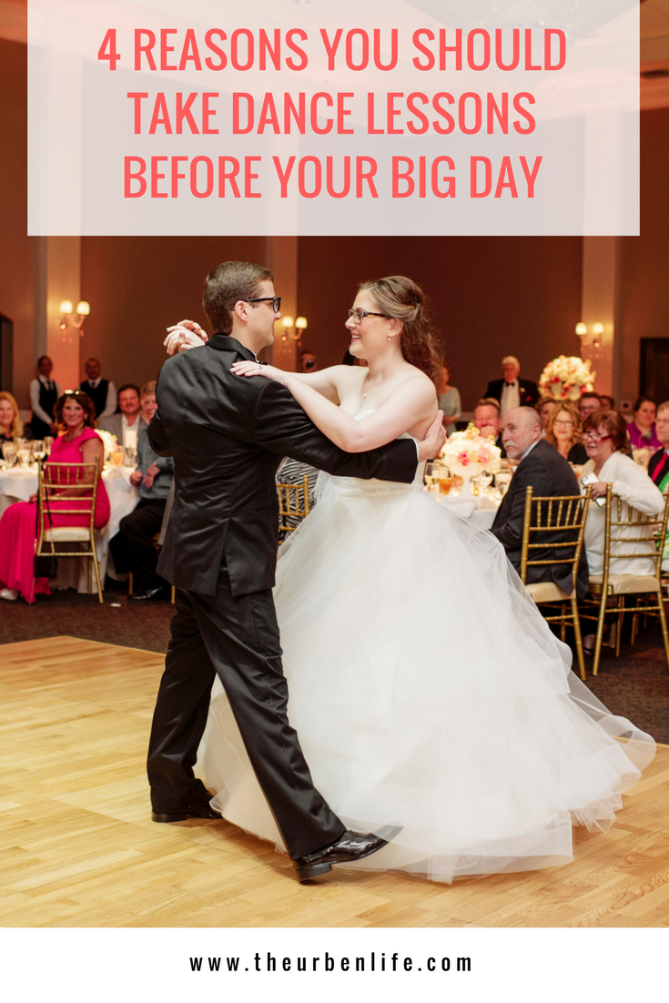4 reasons dance lessons wedding